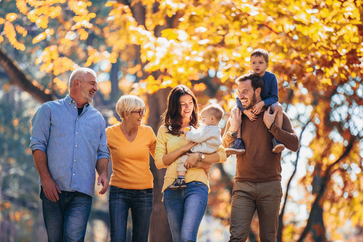 Familie und Partnerschaft
