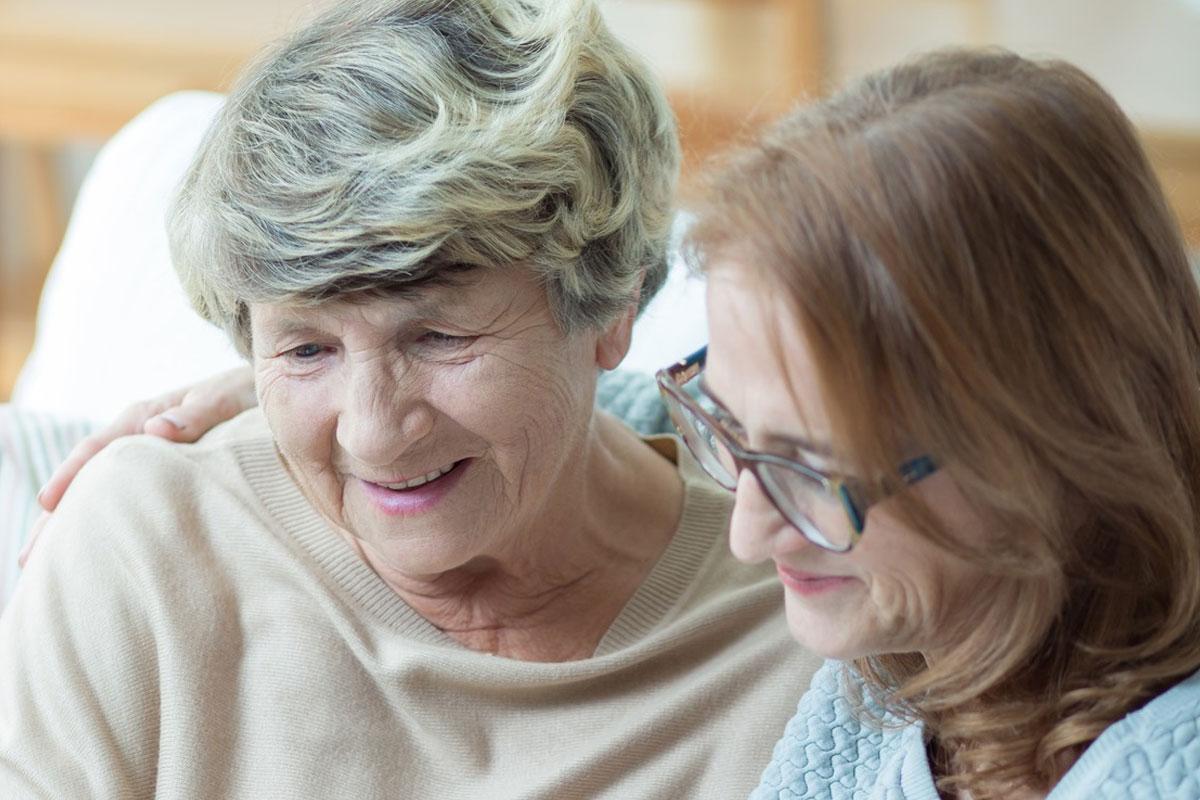 Unterstützung und Hilfe im Alltag/Pflegehilfsmittel